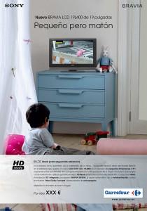 Nuevo televisor ideal para segundas estancias