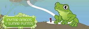 Facebook Juego Froggy Froggyland
